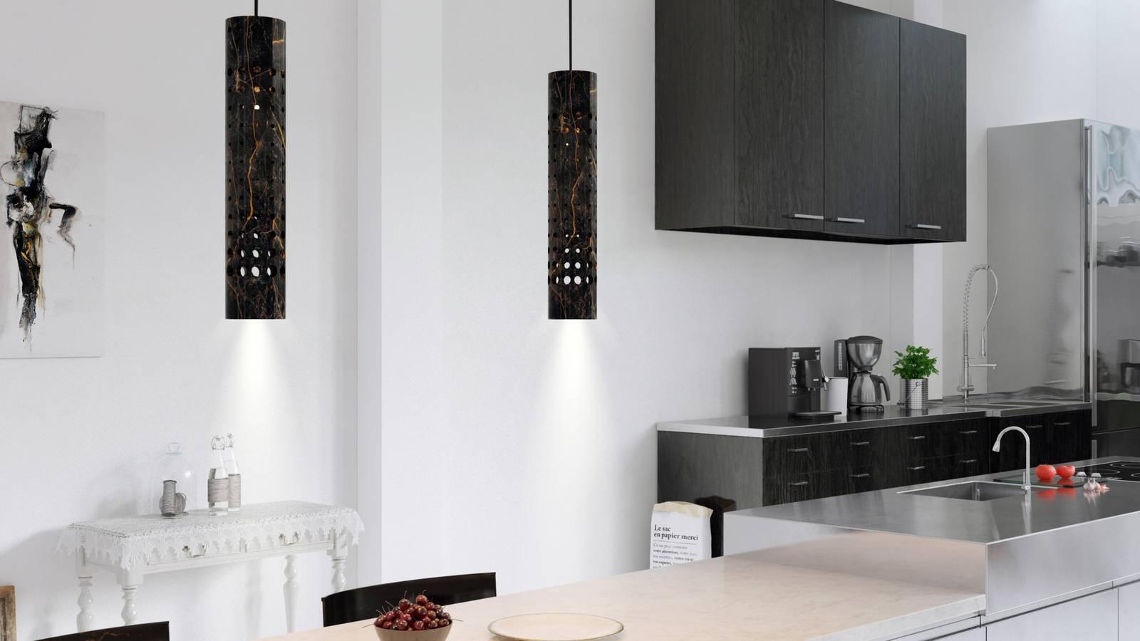 Semastone Progetti Illuminazione Cucina – 1