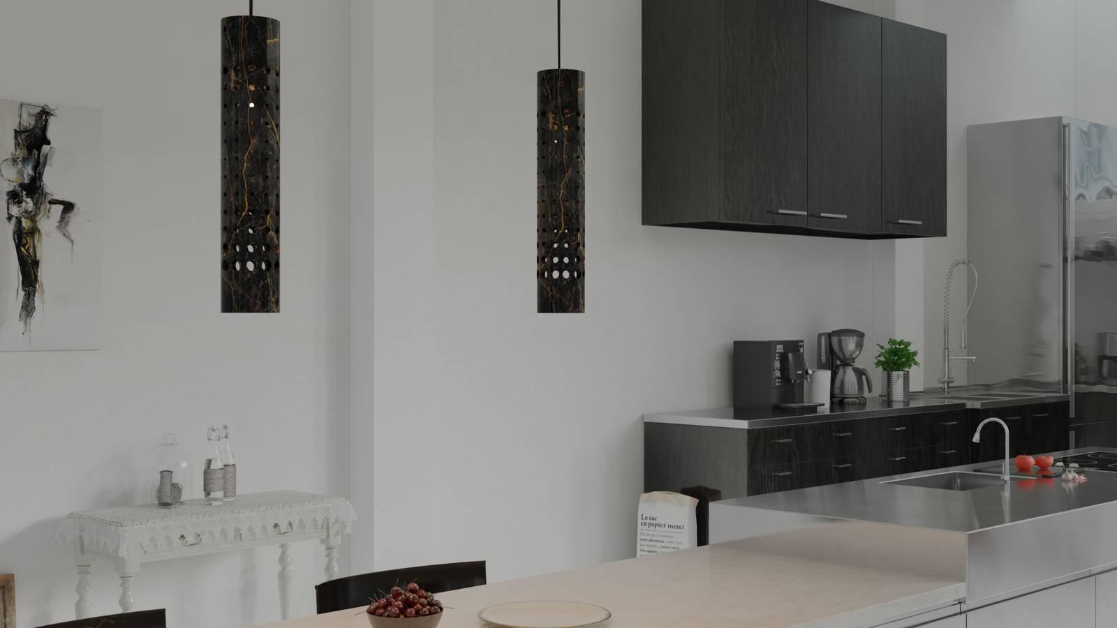 Semastone Progetti Illuminazione Cucina – 2