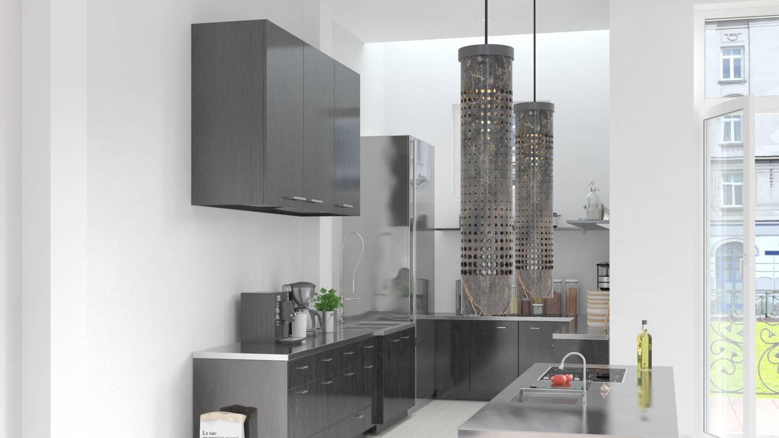 Semastone Progetti Illuminazione Cucina – 3
