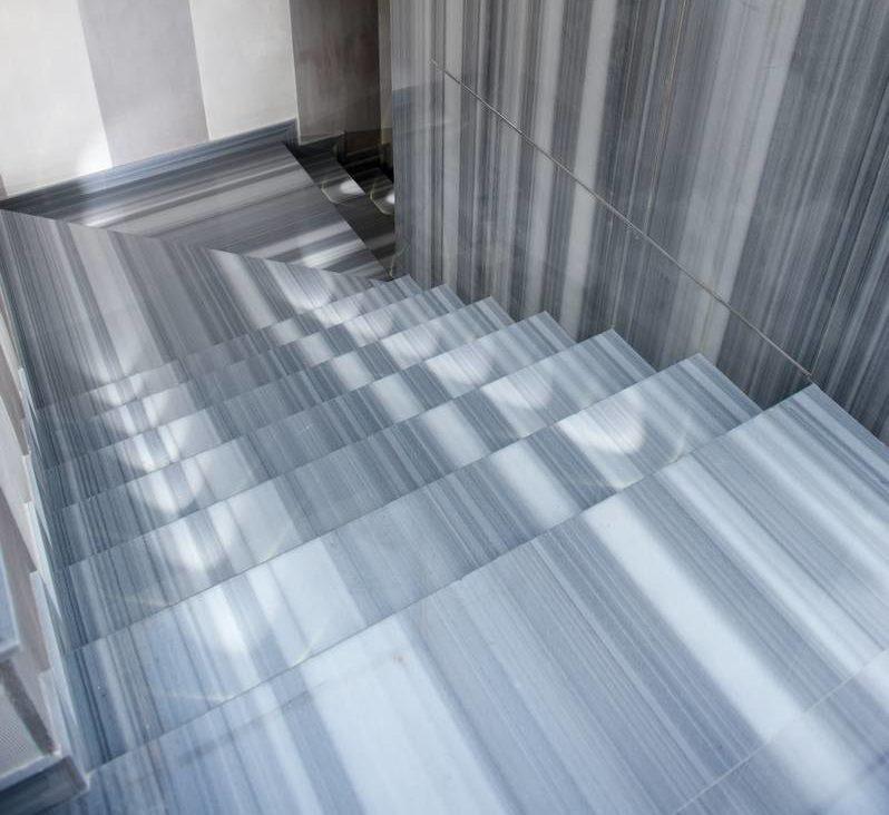 Semastone design – Scale in marmo 06
